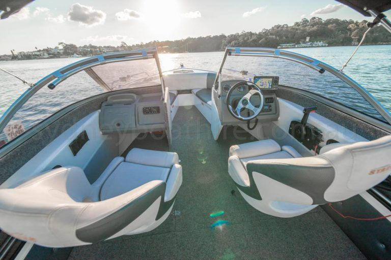 self drive boat hire sydney easyrider 2 16