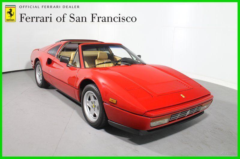 1988 Ferrari 328 Targa