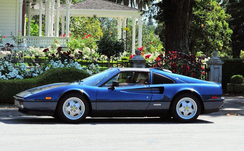 1989 Ferrari 328 GTS Platinum Concours Winner
