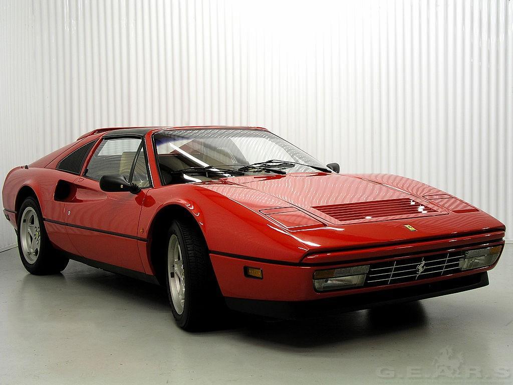 1986 Ferrari 328 GTS European