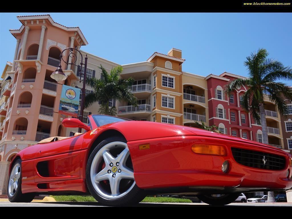1999 Ferrari 355 Serie Fiorano F1 Spider