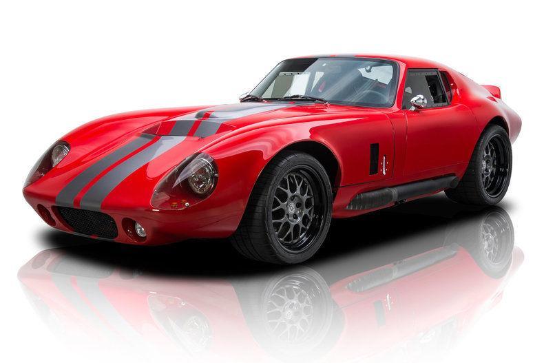 1965 Shelby Cobra Daytona – hot collectible