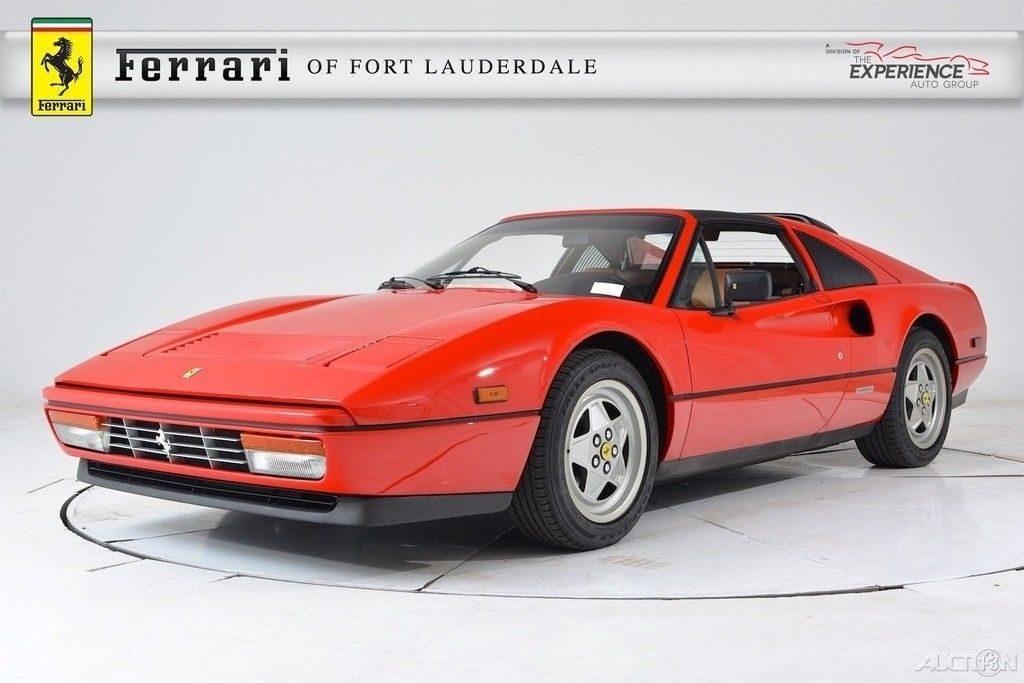 1989 Ferrari 328 GTS in SHOW CONDITION