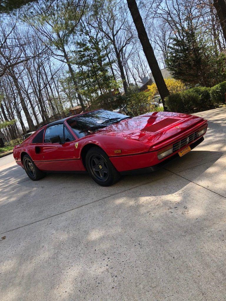 BEAUTIFUL 1987 Ferrari 328 GTS