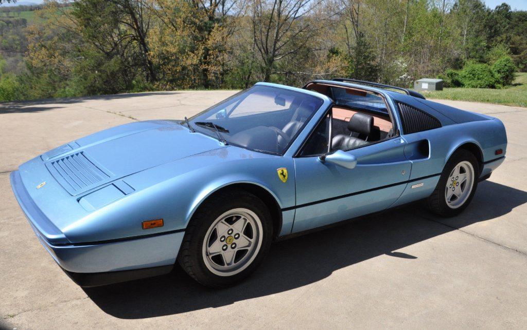 BEAUTIFUL 1988 Ferrari 328 GTS