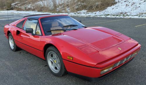 STUNNING 1986 Ferrari 328