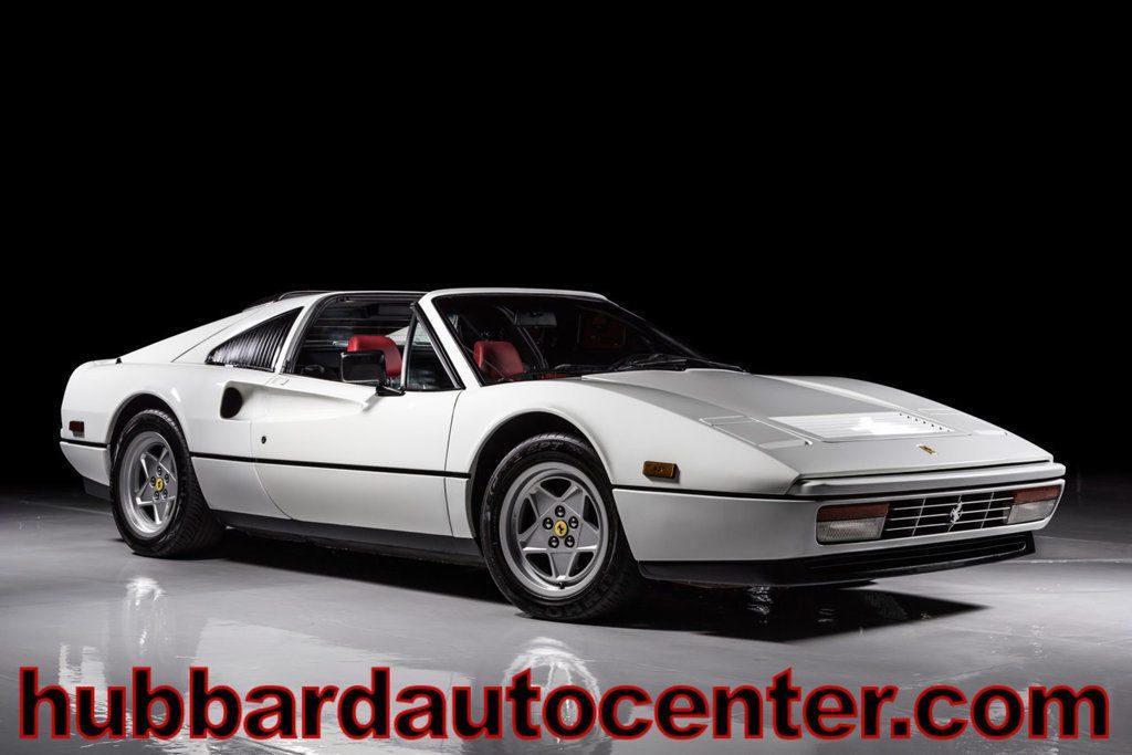 1987 Ferrari 328 – Platinum award