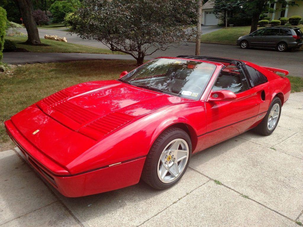 1988 Replica/kit Ferrari 328 GTS Replica / 1988 Fiero GT