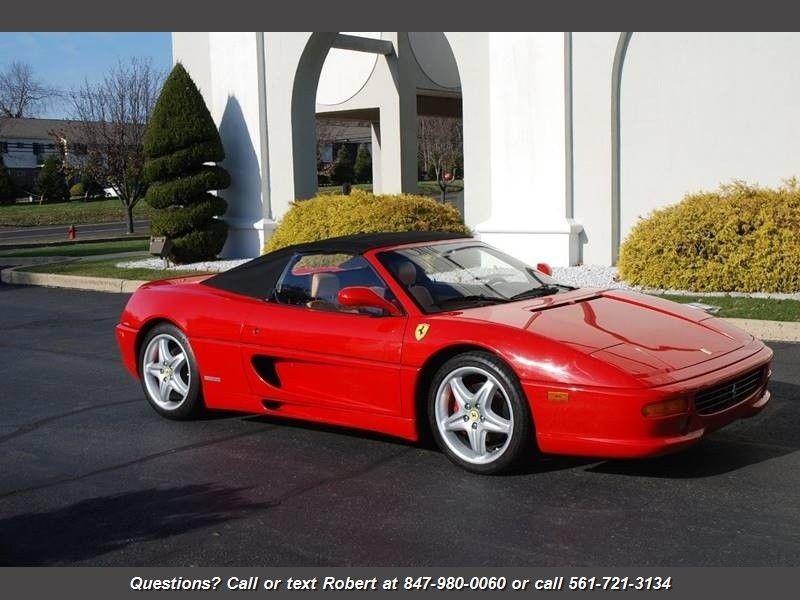 GREAT 1999 Ferrari 355 Spider