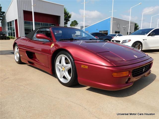 STUNNING 1997 Ferrari F355 Spider CONVERTIBLE