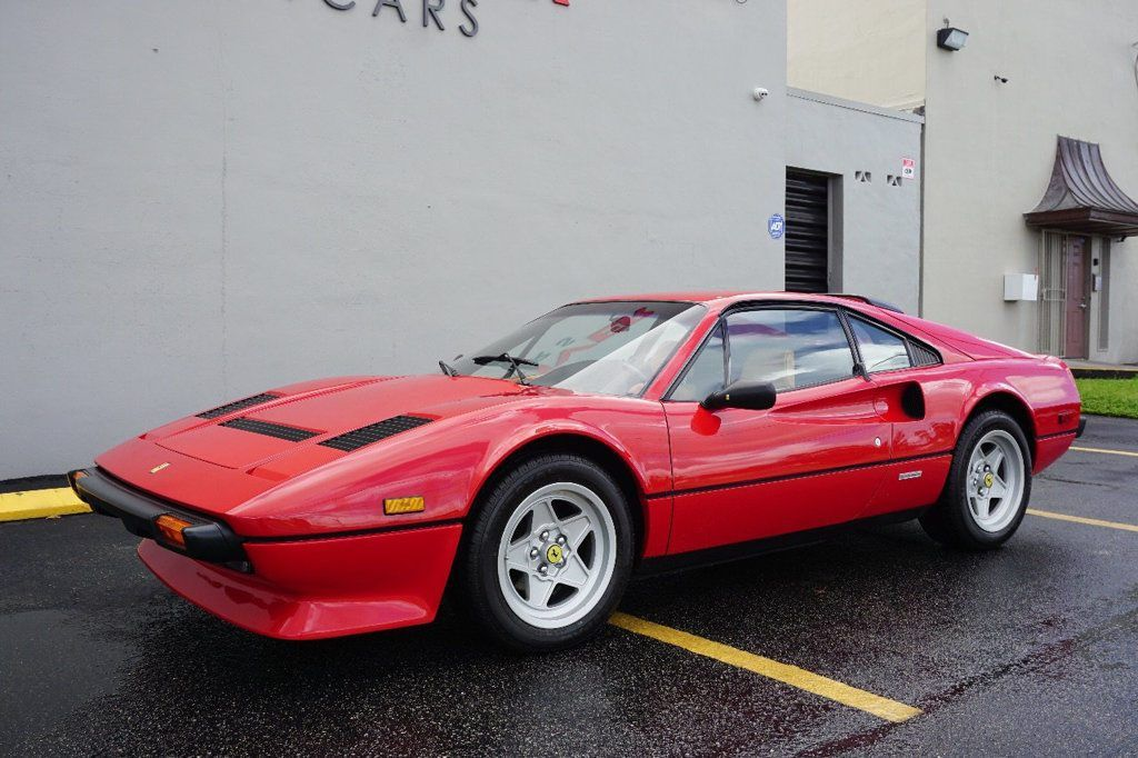 1984 Ferrari 308 GTB in great condition