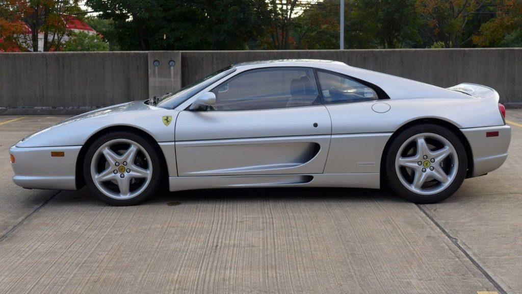 BEAUTIFUL 1996 Ferrari 355 Berlinetta GTB