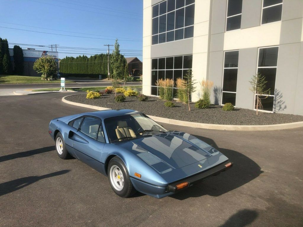 1977 Ferrari 308GTB Restored