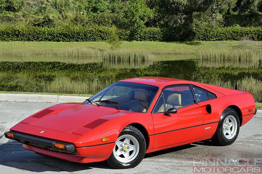 1977 Ferrari 308 GTB [Classiche Certified! Best Of The Best!]
