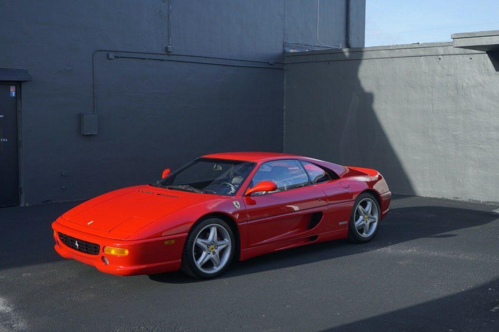 1998 Ferrari 355 F1 GTB