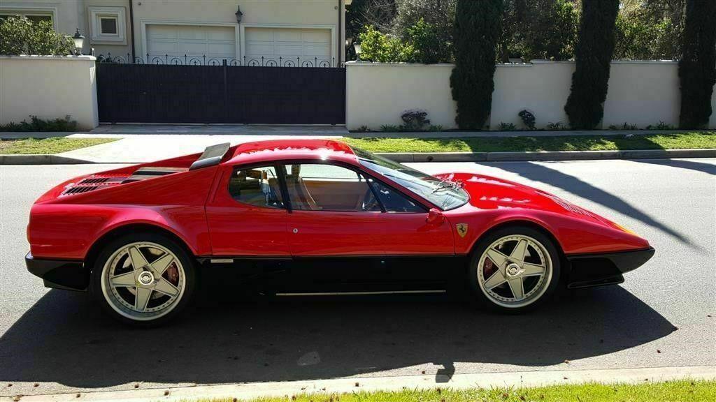 1984 Ferrari 512bbi Berlinetta