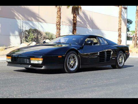 1988 Ferrari Testarossa for sale