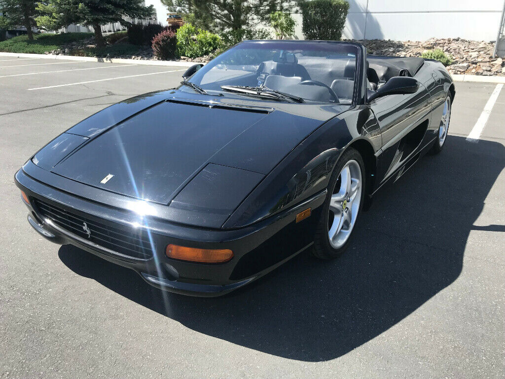 1996 Ferrari 355 Spider