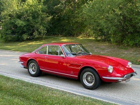 1967 Ferrari 330GTC for sale