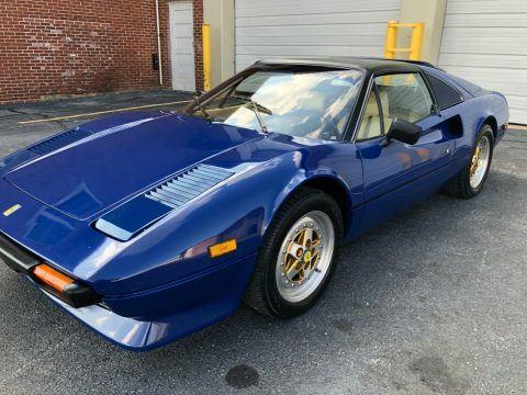 1979 Ferrari 308 2 door for sale