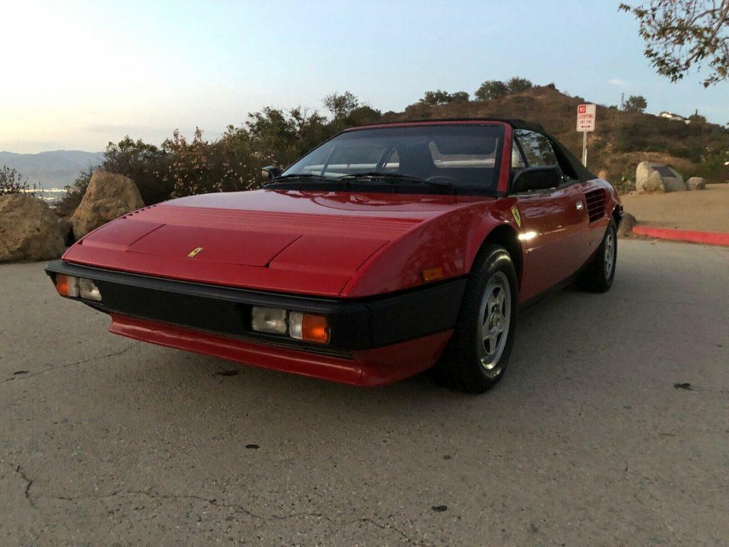1984 Ferrari Mondial
