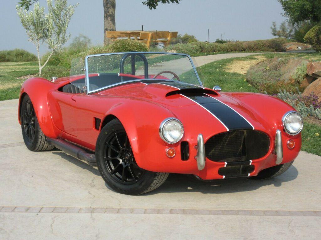 1965 Shelby Cobra Fresh Restoration