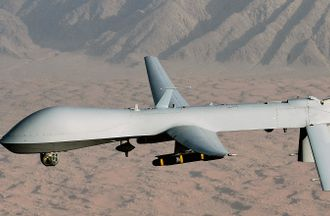 Proliferation of armed drones in the Middle East