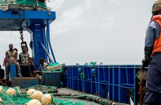 Below the Surface: How Illegal Fishing Threatens Our Security