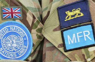 Peacekeeping and Peace Enforcement
