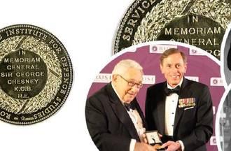Chesney Gold Medal
