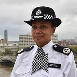 Commander Dr Alison Heydari