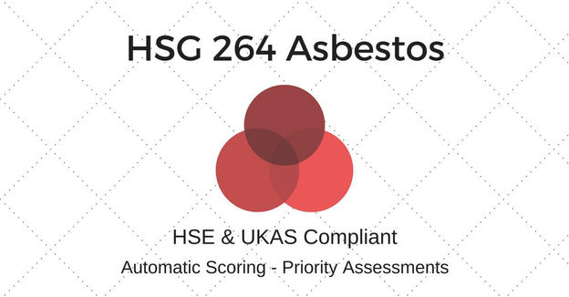 HSG 264 Asbestos Reporting Software & Mobile App