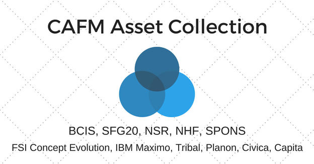 CAFM Asset Data Collection Reporting Software & Mobile App
