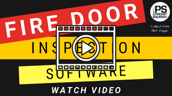 Fire Door Inspection Surveying Video