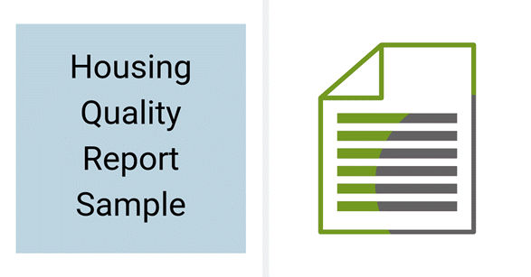 English Decent Homes Quality Standards Report