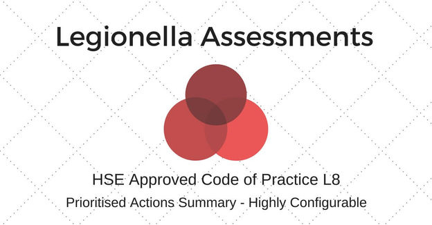 Legionella Assessment Reporting Software & Mobile App