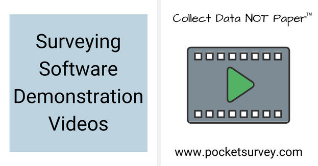 Surveying Software Demonstration Videos
