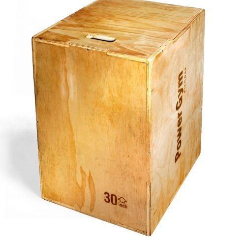 3 in 1 Wooden Plyometric Box