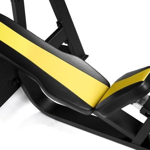 Commercial Incline Bench Press Station