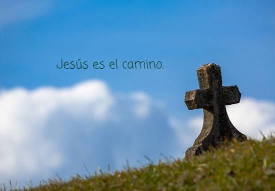 Jesús es el camino.