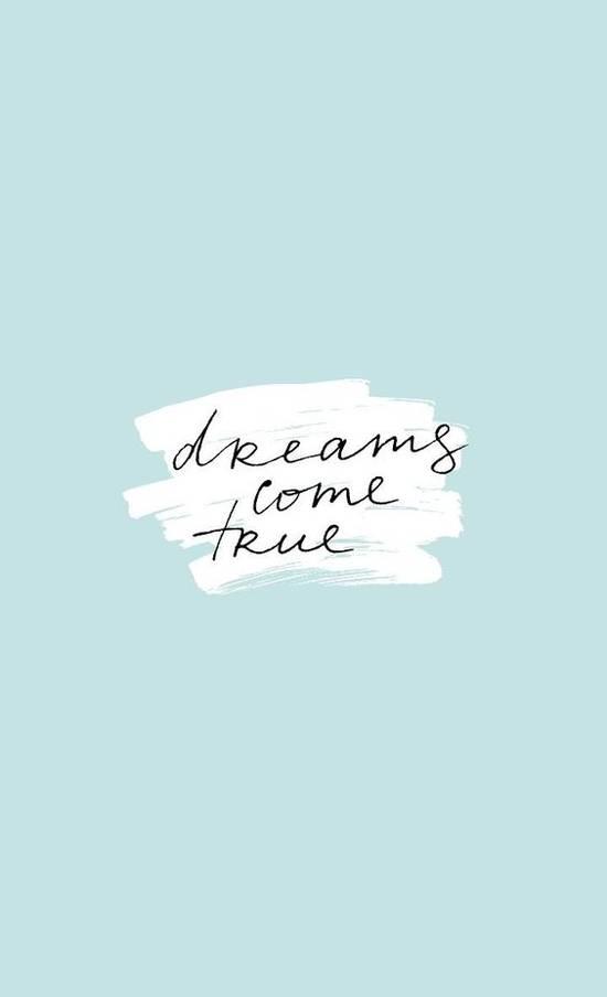 Crea Tu Frase Los Sueños Se Hacen Realidad