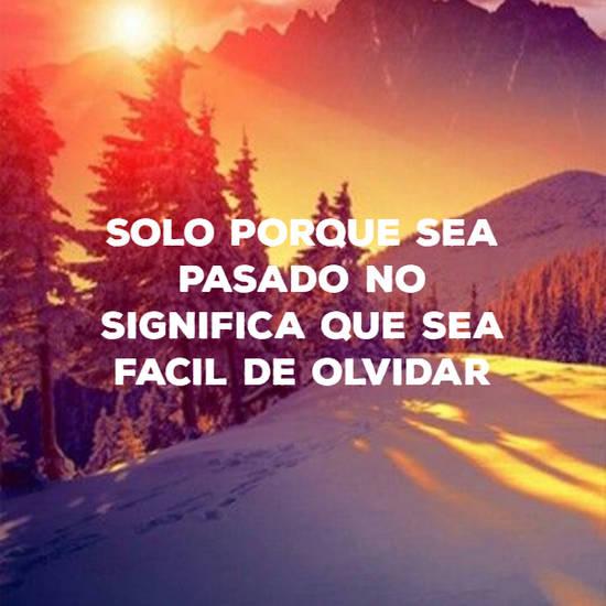 Crea Tu Frase Solo Porque Sea Pasado No Significa Que Sea