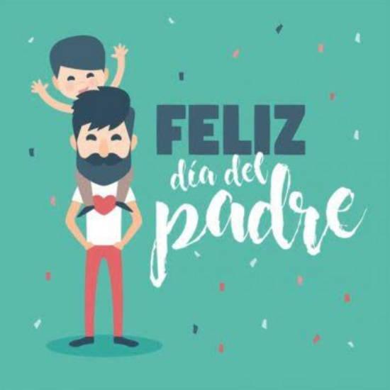 Imágenes de la frase: Feliz día del padre!