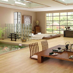japanese traditional house room