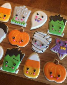 Halloween Cookies by Heidissweetshoppe