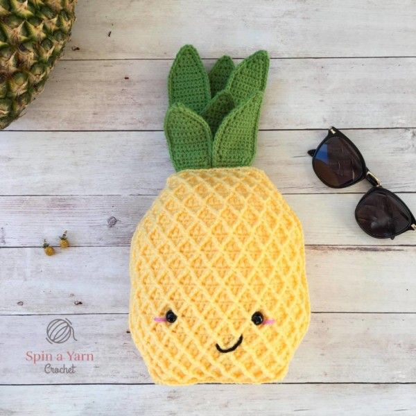 Free Crochet Pattern by Spin a Yarn Crochet