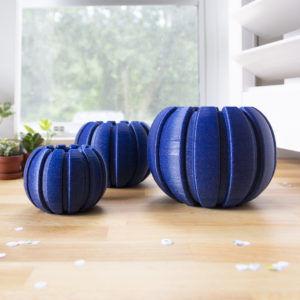 Blue Pumpkin Set