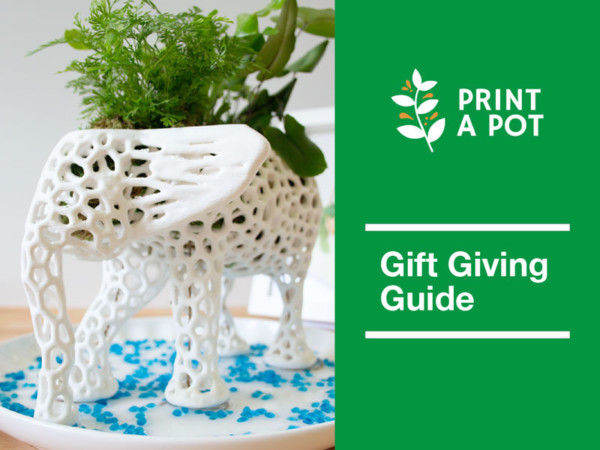 Print A Pot Gift Giving Guide