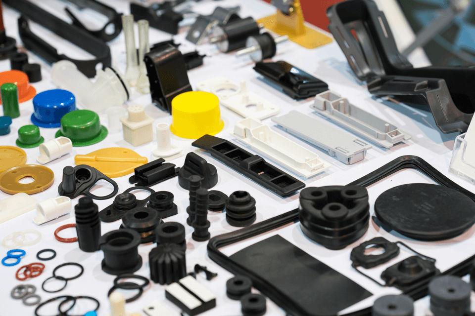 PRODUKCJA WYROBÓW ELASTOMEROWYCH (uszczelnień, wyrobów silikonowych i gumowych).