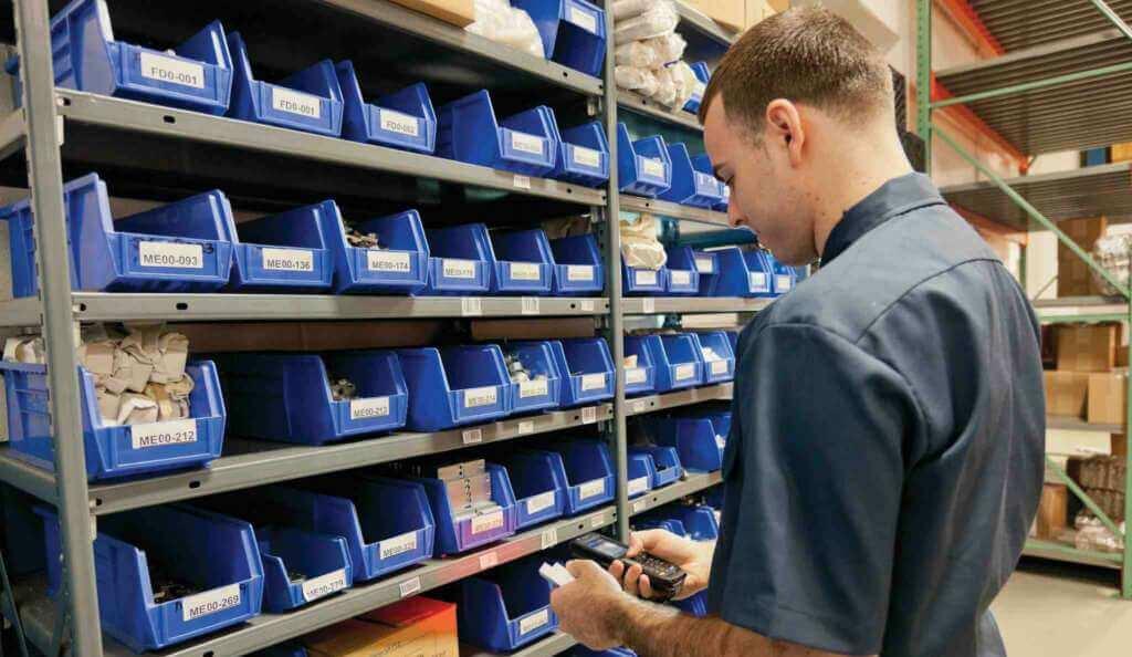 Remanent w prostym programie do planowania produkcji dla małych firm.